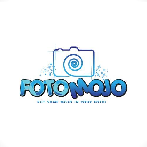 Create the next logo for FotoMojo -OR- FotoMojo Events