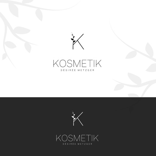 logo concept for Kosmetik