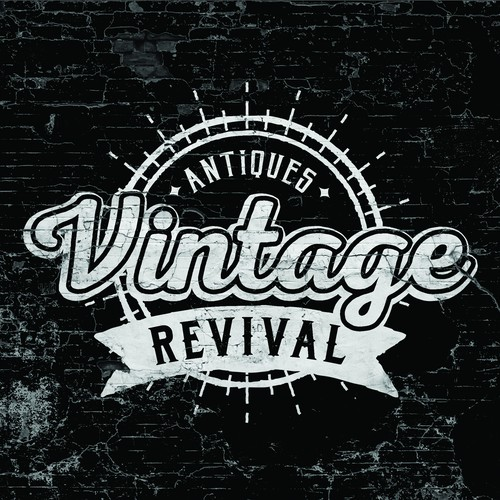 Logo for Antique Store