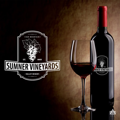 Logo For SUMNER VINEYARDS