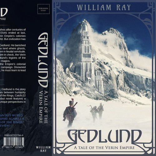 Book cover for GEDLUND