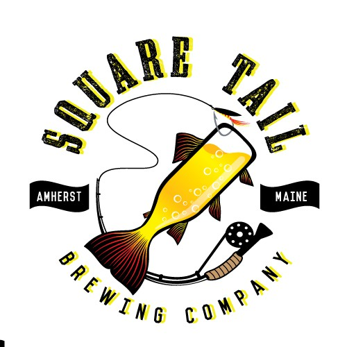 Logo concept for Square Tail