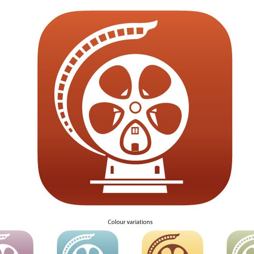 New icon for the Trailermill app