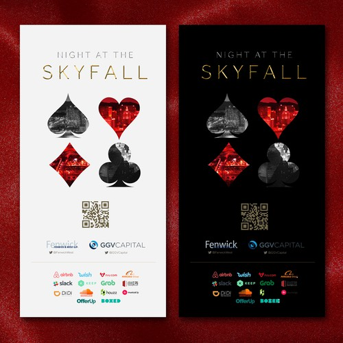 Poster Design | Night at the Skyfall