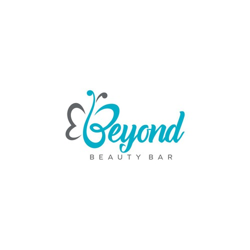 Logo concept for beauty bar co.