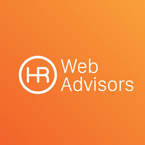 Logo for an HR firm