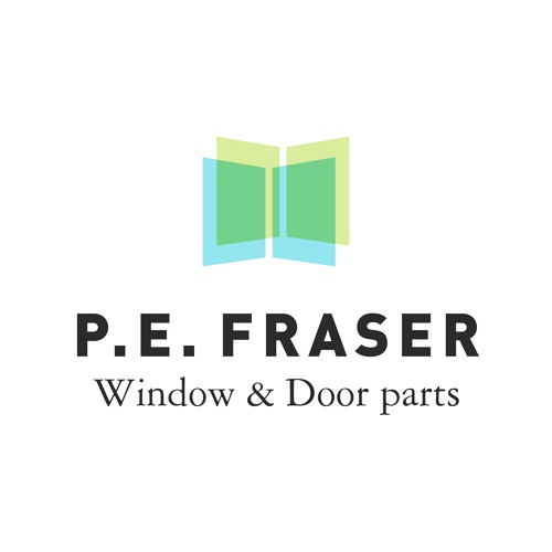 create a logo for the best windows and Door shop to the  world