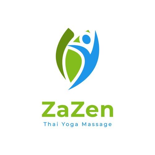 ZaZen Logo Concept