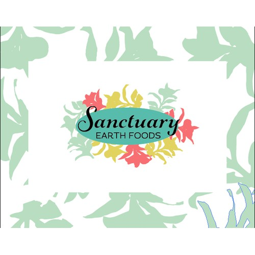 Contest Entry for Sanctuary Earth Foods
