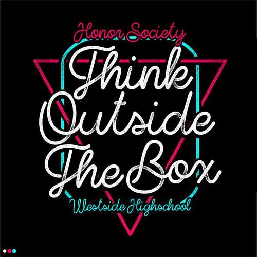 High School Honor Society T-shirt for www.imagemarket.com