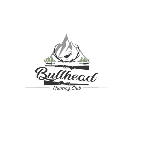 logo for hunting club