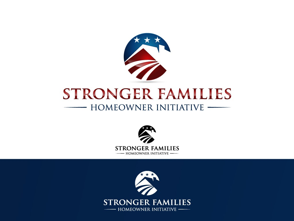 Stronger Families Homeowner Initiative needs a new logo