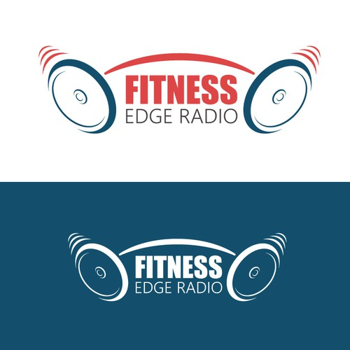 logo for Fitness Edge Radio