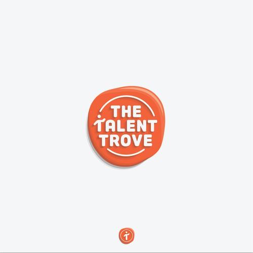 The Talent Trove logo design