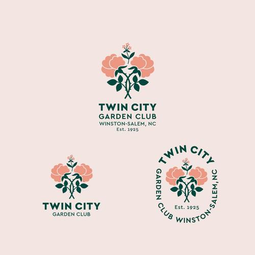 Logo for garden club