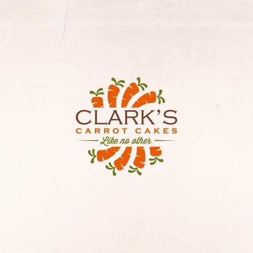 Logo for Clark's Carrot Cake
