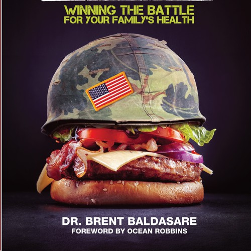 American Food Fight Book Cover