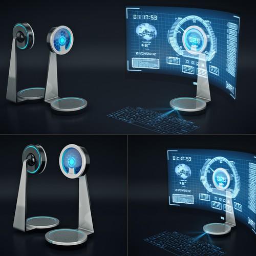 Futuristic Virtual Device