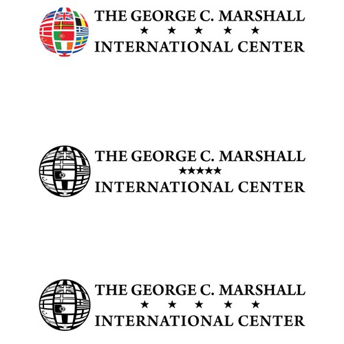 Help The George C. Marshall International Center with a new logo