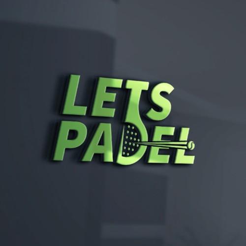 logo design for lets panel