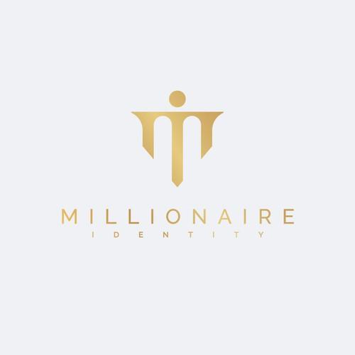 Clothing Brand Millionaire Identity