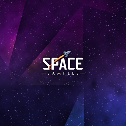"Logo for ""Space Samples"""