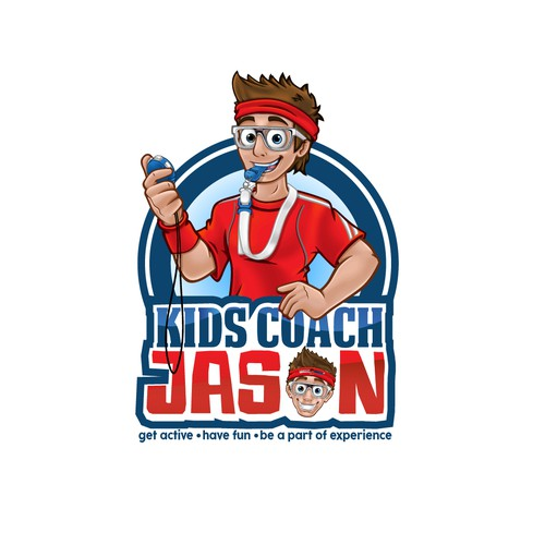 jason kids coach logo