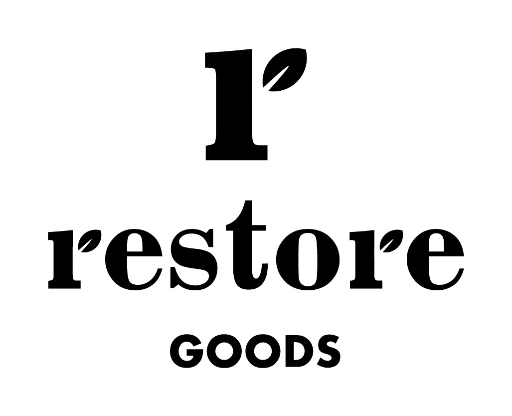 Design a fresh and bold logo for Restore Goods - looking for unique fonts!