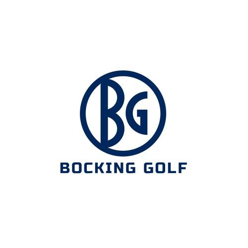 Bocking Golf Logo