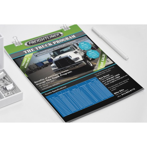 Freightliner flyer Oct 2014
