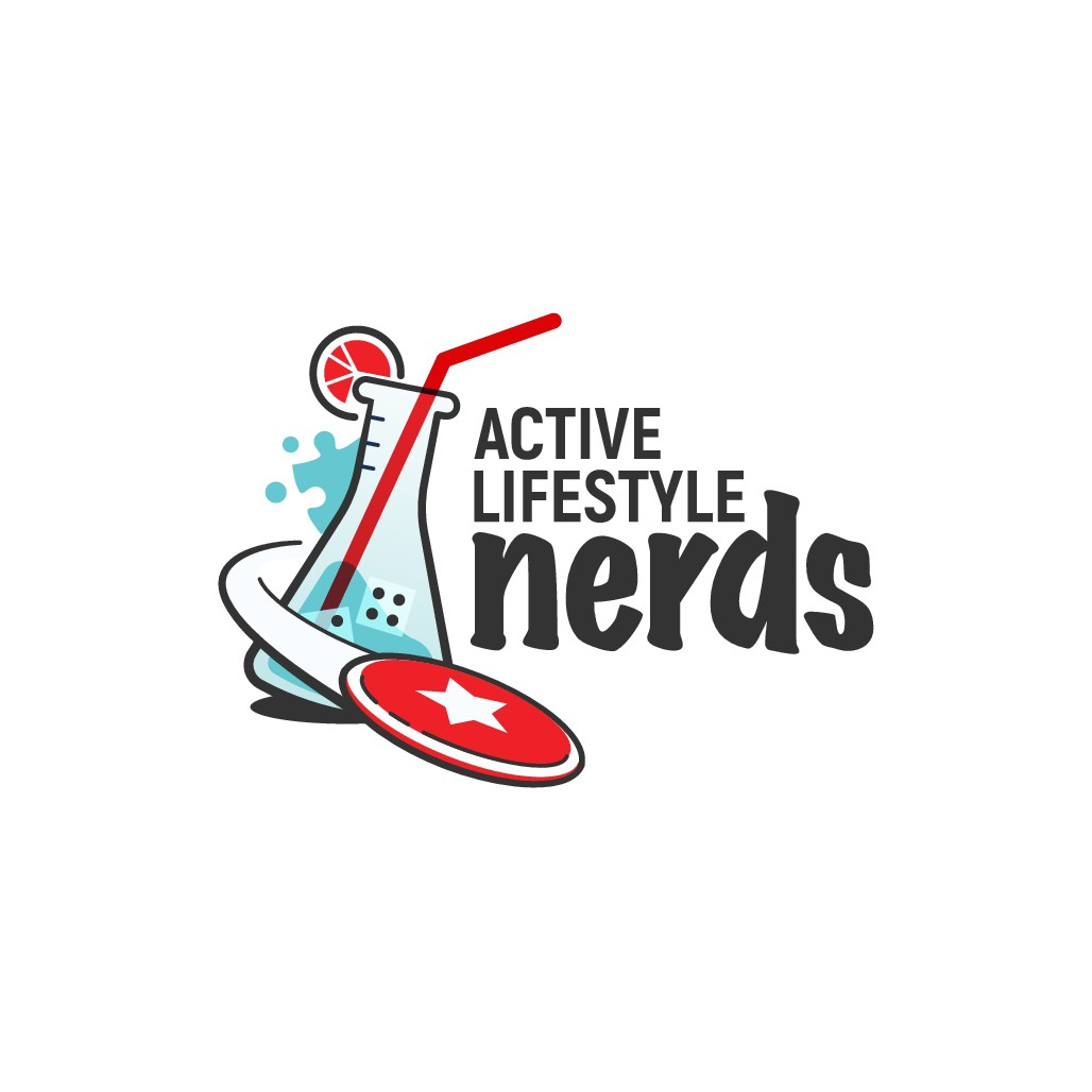 Creative Logo/business card design for Active Lifestyle Nerds