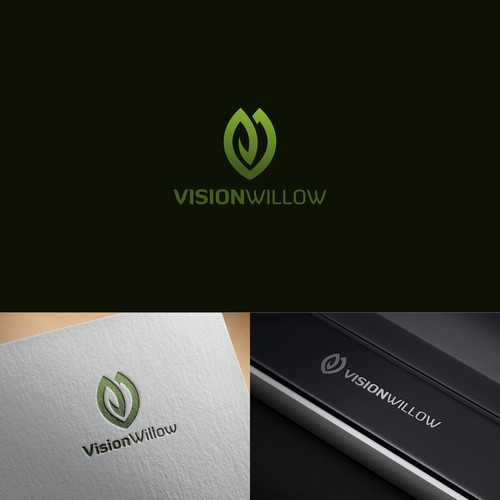 Simple Class Logo Concept for visionwillow