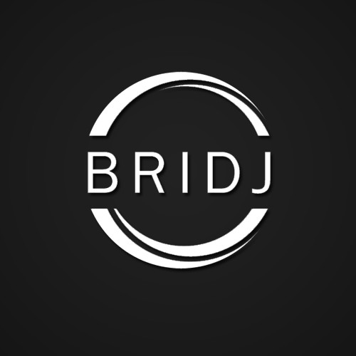 Abstract Logo concept for BRIDJ