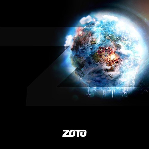 Zoto CD Cover Art