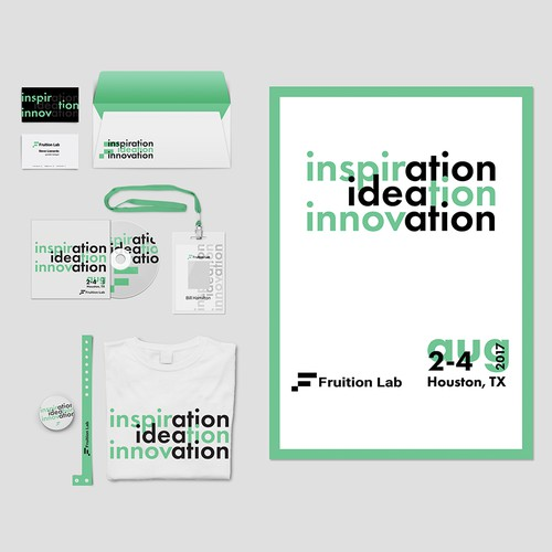 Poster and event branding design