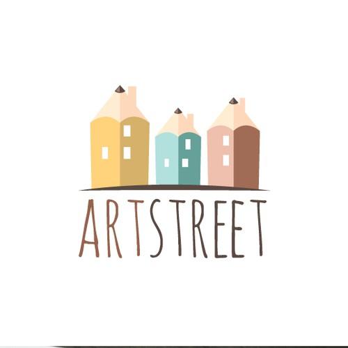 logo for Artstreet