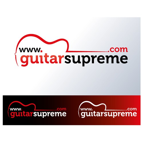 GUITAR SUPREME LOGO