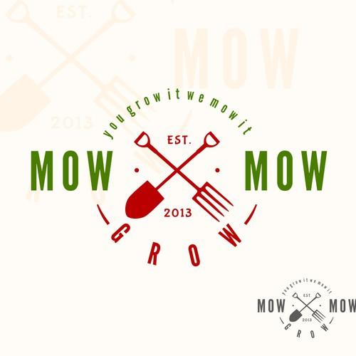 MowGrowMow needs a new logo