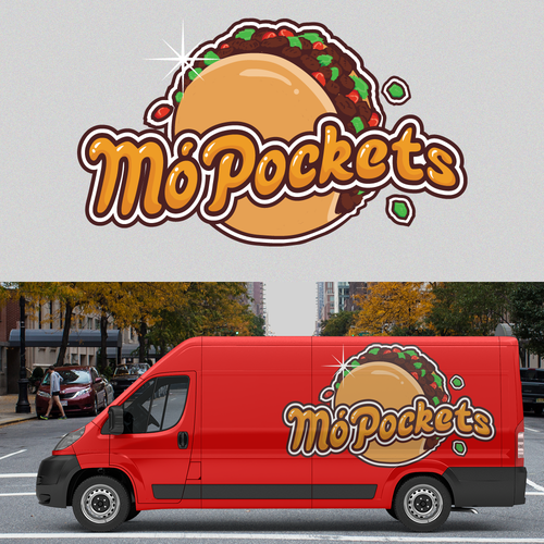 NEED A LOGO TO BRING AWESOME CHINESE STREET FOOD TO THE STREETS OF UNITED STATES!!!