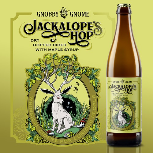 Jackalope's Hop