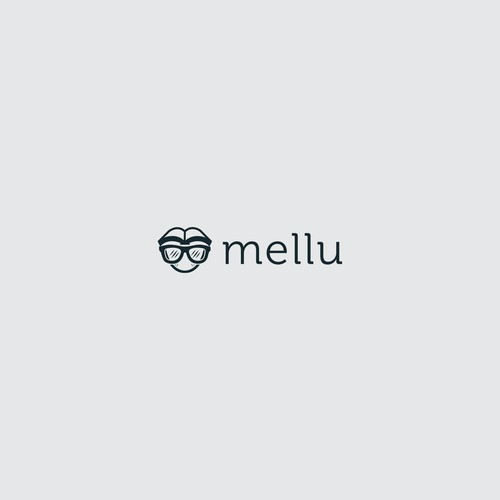 Logo for mellu