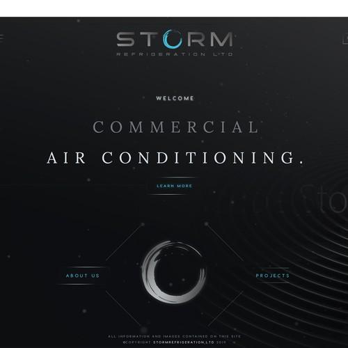 Storm Refrigeration