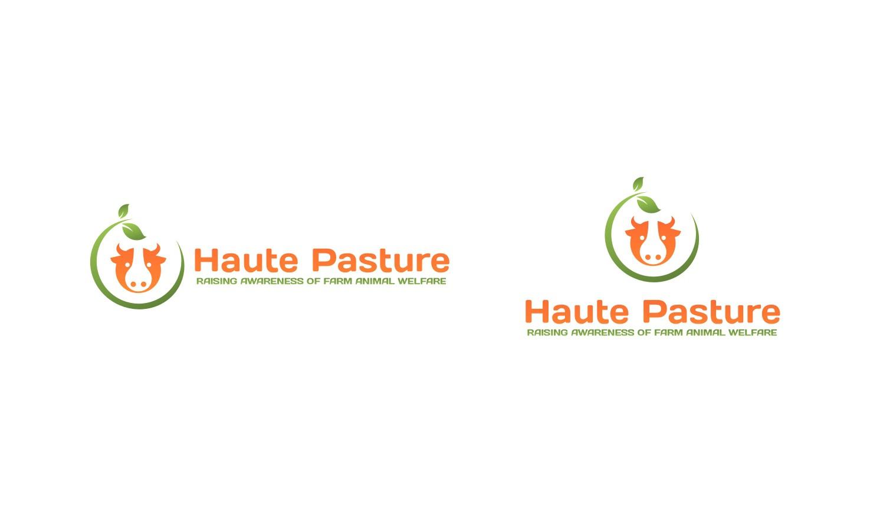 Haute Pasture needs a new logo