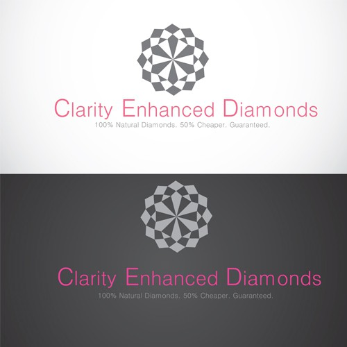 New logo wanted for Clarity Enhanced Diamonds