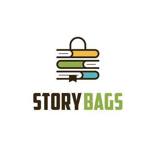Book + Bag + Story