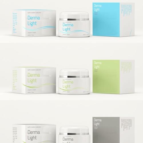 Packaging & label design