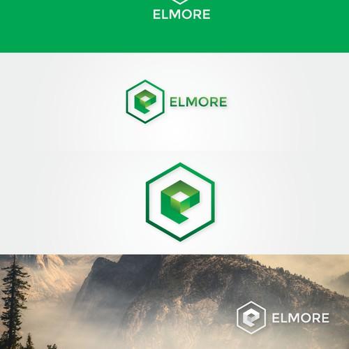 Elmore logo design
