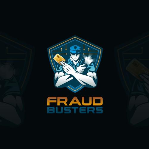 Fraud Buster Logo