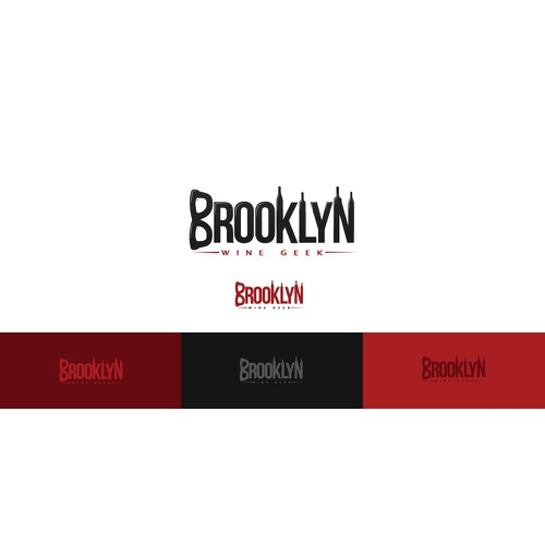 Create winning design for Brooklyn wine news and events website.