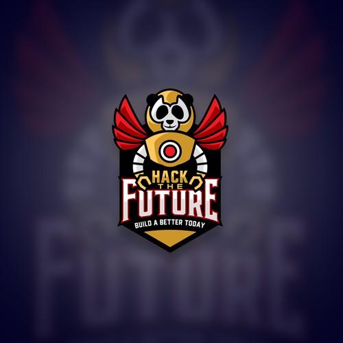 Panda Robot concept for Hack The Future